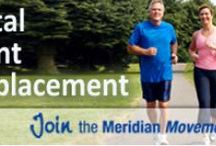 Meridian Movement  / People are enjoying longer and more active lifestyles through a variety of ways. Our bodies are supposed to provide us with smooth, pain-free movement, and bone and joint health are critical to everyday health.  Your Meridian Health team is committed to helping you maintain this health. That's why we have developed educational programs that focus on wellness and ways to protect your bone and joint health.