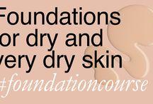 Face Prep / Priming, foundation, concealer, bronzing, contouring etc