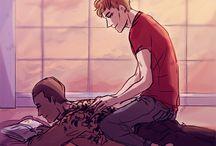 Adam x Ronan