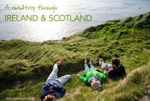 Roadtrip through Ireland & Scotland / Photographer Katherine Levin Sheehan documents her adventures with friends through Ireland and Scotland.