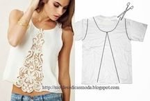 DIY Kleidungsstücke