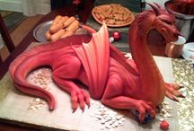 Piece o' Cake / Some of the most fun, festive, and fabulous cakes I've ever seen.