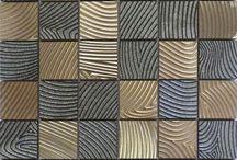 Armatile Mosaics - Metallic Mosaics / View Armatile's range of Metallic Mosaics
