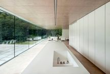 Interiors / Spacey, airy, clean