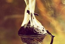 Incense & Smudge °•☆°•☆ / by ☆•° Esther ☆)●(☆