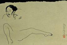 artist 絵師 Toshio Saeki