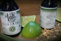 ingrédients pour cocktails
