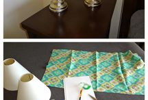 DIY - Lamp - Shades