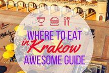 travel: krakow