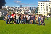 Recent Explore San Francisco Tours / Some photos from recent tours