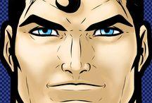 cara de superman