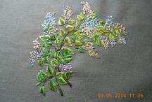 P. PITTURA - fiori