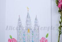 Utah Temple / Utah LDS temples
