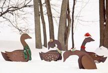 Christmas ideas / by Sunny Birklund