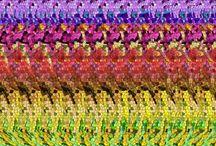 Stereogram / 3D figur i bilde