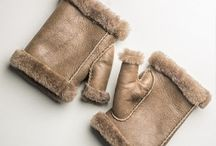Fur Gloves for womens - www.vesa-furcoats.com / Gloves are, without doubt, one of the most desired accessory during winter. But getting the right pair of gloves is easier said than done. Choosing gloves made from synthetic materials might not be the best choice. Unlike the previously mentioned gloves, the ones made from natural leather and natural wool keep you warm, but eliminate the risk of overheating.