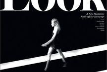 & C O V E R / Magazine cover  design  / by Sophi Deinum