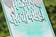 DIY: SU Happy Birthday Stanze
