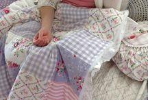 0 N 003e Schlafzimmer Quilt Patchworkdecken Nähen
