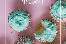 Sweet Inspirational Quotes! / Sweet quotes to inspire you to always save room for your favorite meal...dessert!