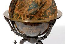 GLOBE / earth globe
