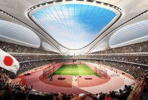 stadiums...