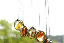nature mobiles/chimes