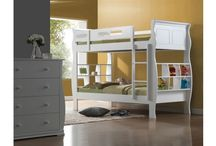 Kids bedroom : bunks