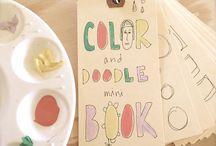 Coloring / by Hope Brookins