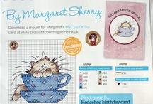 Margaret sherry punto croce