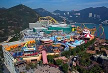 Theme Parks In Hong Kong / Theme Parks in Hong Kong    Ocean Pak  Hong Kong Disneyland