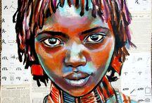 Ethiopie art