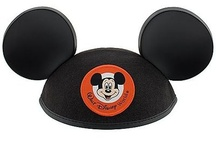 Disney MickeyMouse Ears Hat / by Kelly