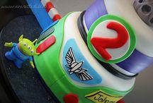 Johnny's Toy Story Bday Ideas