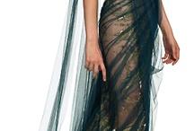 Saree or sari inspiration / Inspiration from Saree & Indian dress