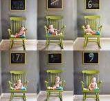 Seleção_Meu Primeiro Aninho_fotos / Uma seleção de fotos inspiradoras que foram selecionadas para compartilhar no BLOG Memórias e Retalhos. (www.memoriaseretalhos.com.br)