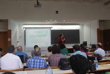 CURSO HABILIDADES COMUNICACIÓN / Nuestra Responsable de Relaciones Institucionales y Comunicación ha impartido un curso formativo sobre habilidades de comunicación en la Universidad de Alicante