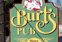 Fun at Burt's / Looking for something to do in Stowe? Come check out the events, games, music and spontaneity at Burt's. Come join the fun in Stowe at Burt's Irish Pub!