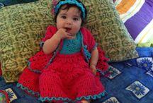 Vestido / Crochet