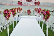 Weddings / Wedding ceremonies