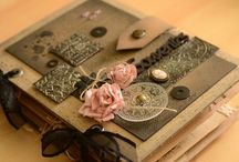 altered books / by Debbi Montgomery
