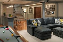 Basement Reno Ideas