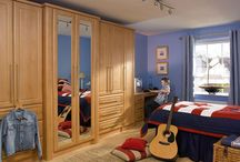 Fitted Bedroom Furniture / Fitted bedroom furniture are fantastic option to manage storage solutions & keep bedroom clean.