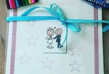 Wedding Ideas, Wedding dresses, wedding hearts, wedding invitations / Wedding Ideas, Wedding dresses, wedding hearts, wedding invitations, wedding party decor, MRS and MS, wedding DIY, handmade wedding