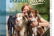 BÜCHER mit und über Hunde / Bücher rund um den Hund, die wir empfehlen können