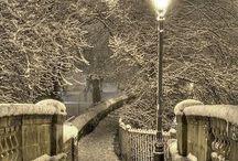 zimowo/świątecznie