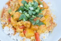 Asia Inspired Foods / by Aaren Griffith