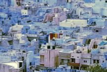 The Blue City / Jodhpur in Rajasthan, India, is a delightful destination for photographers. There are plenty of attractive sites but the best photographs for me always seemed to be the people shots