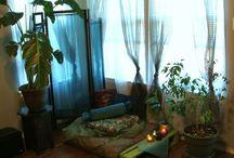Loft/Meditation Room Ideas
