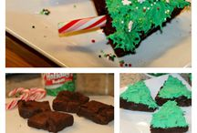 Christmas Baking / Delicious christmas baking: cookies, cakes, pies, squares